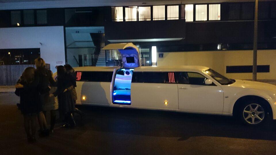 Stretchlimousine Wien, geburtstag, limousine wien